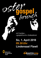 Oster-Gospelbrunch